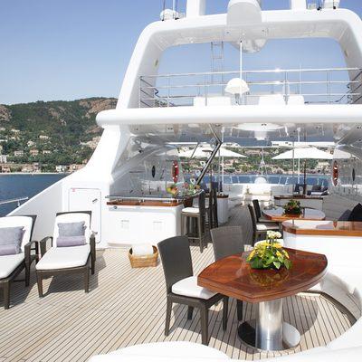 Talisman Maiton Yacht Sundeck Seating