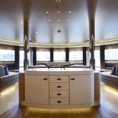 Naia Yacht Observation Lounge - Overview