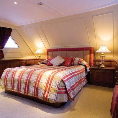 Osprey Yacht Master Stateroom - Overview