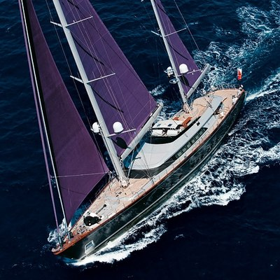 Baracuda Valletta Yacht Aerial - Front