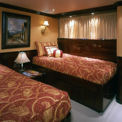 Ionian Princess Yacht Twin Stateroom