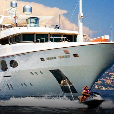 Latitude Yacht Bow