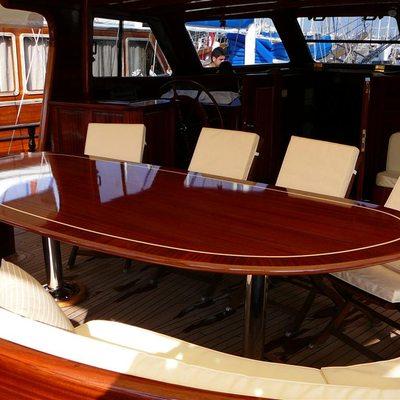 Zephyria II Yacht
