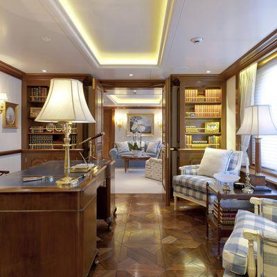 Lady Kathryn V Yacht Master Office