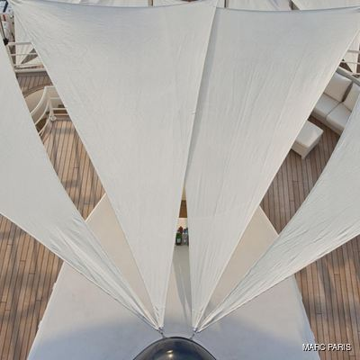 Seawolf Yacht Deck Covers