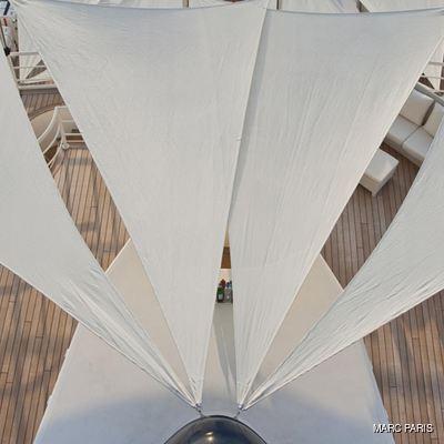 Seawolf Yacht Deck Covers