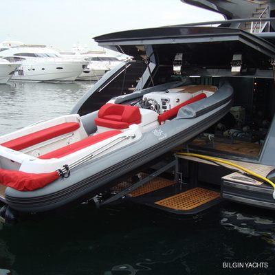 RL Noor Yacht Tender Launch