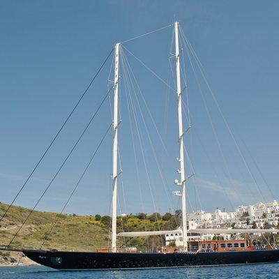 Aria I Yacht Profile