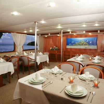 Integrity Yacht Dining Salon