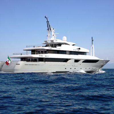 Rarity Yacht Running Shot - Profile