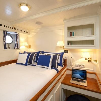 Germania Nova Yacht Guest Cabin - Overview