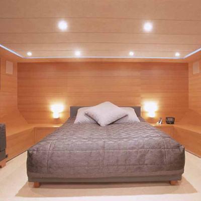 Sheleila Yacht Double cabin