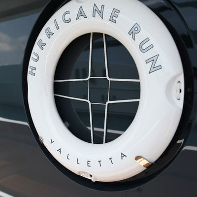 Hurricane Run Yacht
