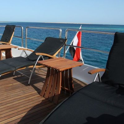 Seven Spices Sun Loungers