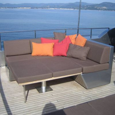 4A Yacht Flybridge Seating