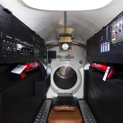 Naia Yacht Submarine Instruments