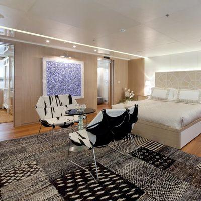 Vicky Yacht Master Stateroom