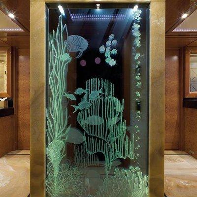 Lady Sheridan Yacht Shower Room