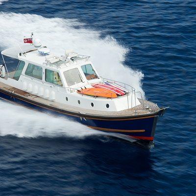 Senses Yacht