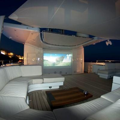 Siren Yacht External Cinema