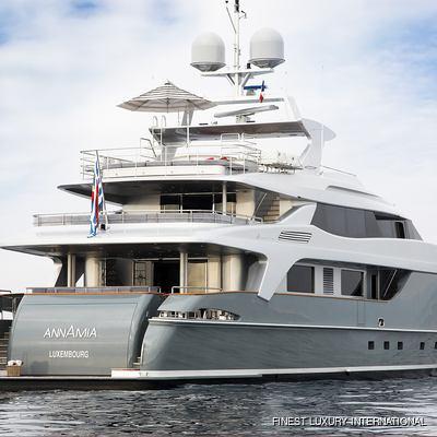 Annamia Yacht