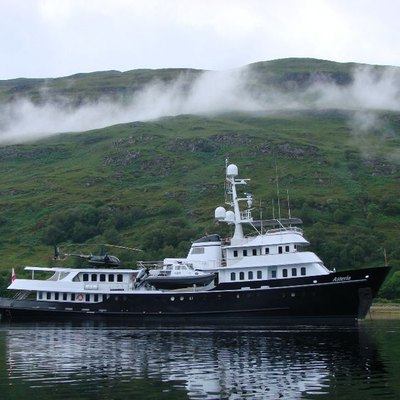 Asteria Yacht Main Profile