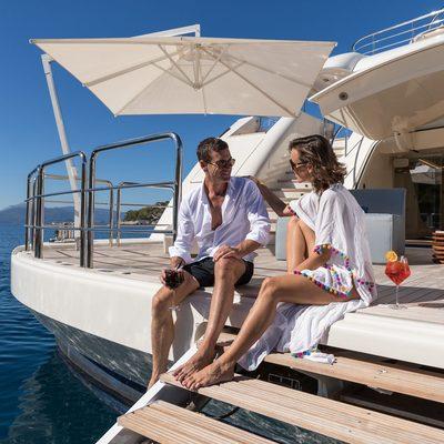 O'Ptasia Yacht