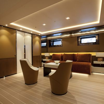Fidelis Yacht Master Seating Area
