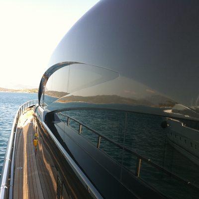 O'Pati Yacht Side