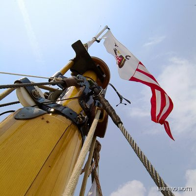Lulworth Yacht Mast