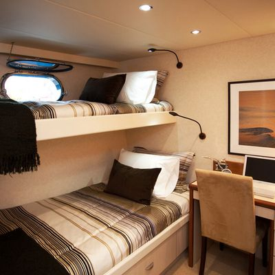 Liquidity Yacht Bunkbeds