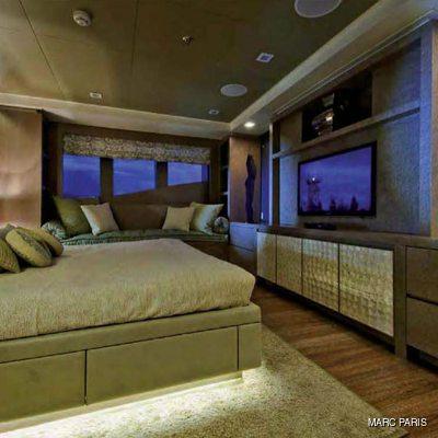 Liberty Yacht Master Stateroom
