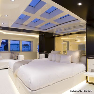 Enigma XK Yacht Master Stateroom