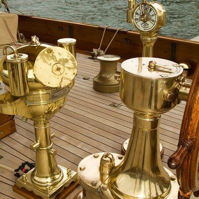 Lulworth Yacht Deck Instruments