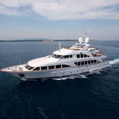 Aura Yacht Profile