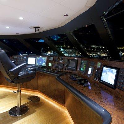 La Tania Yacht Bridge