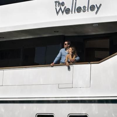 The Wellesley Yacht