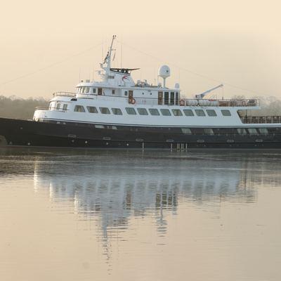 To Callisto Yacht
