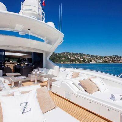 Crazy Too Yacht