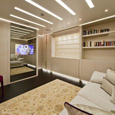 Baraka Yacht Private Salon