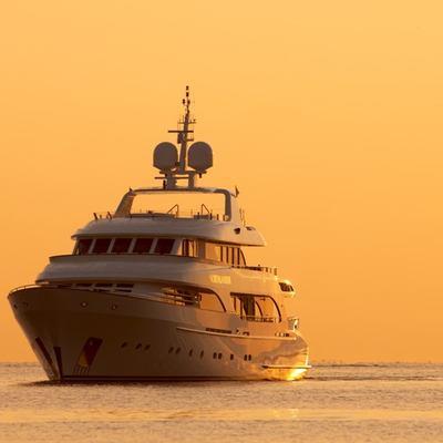 Northlander Yacht Sunset