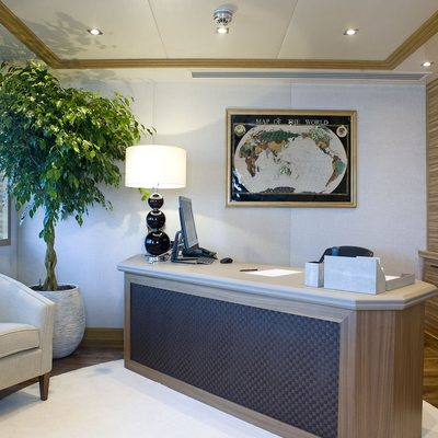Neom Yacht Master Office