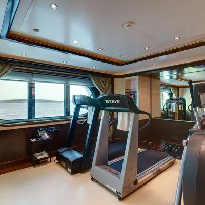 Pegasus VIII Yacht Gymnasium