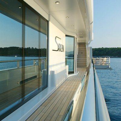 Siren Yacht Terrace