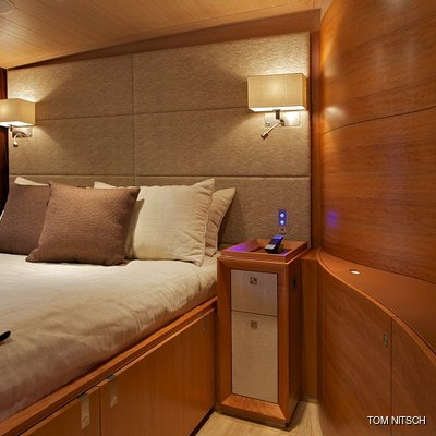 Sharlou Yacht Guest Stateroom