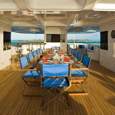 Victoria Del Mar Yacht