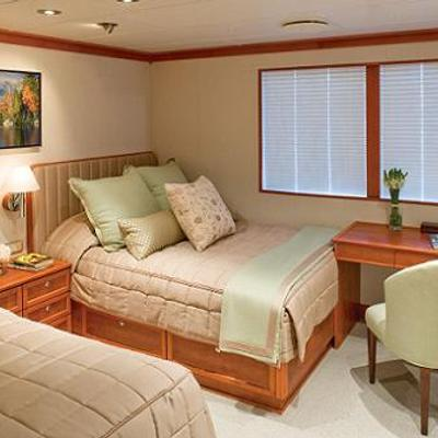 Silver Cloud Yacht Double Guest Stateroom