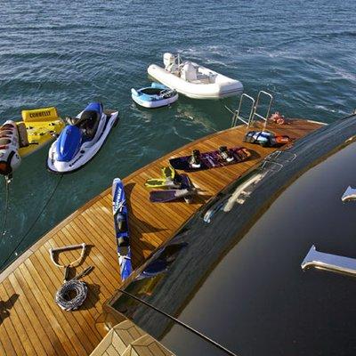 O'Pati Yacht Swimming Platform