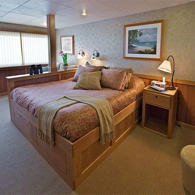 Safari Explorer Yacht Guest Stateroom