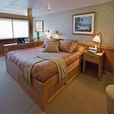 Safari Explorer Yacht Guest Stateroom
